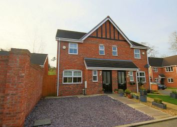 Thumbnail 3 bed semi-detached house for sale in Green Lane, Eccleshall, Stafford