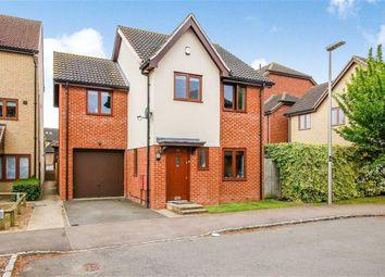 Thumbnail 3 bed property for sale in Oakworth Avenue, Broughton, Milton Keynes, Bucks