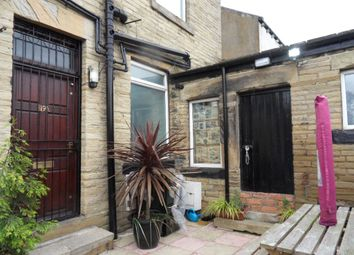 Thumbnail 1 bed terraced house for sale in Brighton Street, Heckmondwike, West Yorkshire