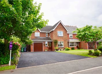 Thumbnail 4 bed detached house for sale in Whatton Oaks, Rothley
