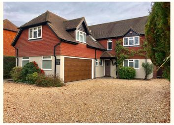 Thumbnail 5 bed detached house for sale in Rectory Lane, Farnham