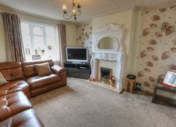 Thumbnail 4 bed semi-detached house for sale in Netherby Drive, Fenham, Newcastle Upon Tyne