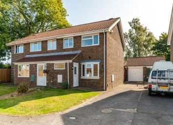 Thumbnail 3 bed semi-detached house for sale in St. Edmund Close, Titchfield Common