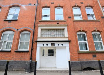 Thumbnail 2 bed flat for sale in Duke Street, Leicester