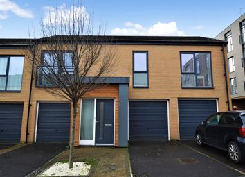 Thumbnail 2 bed end terrace house for sale in Firepool View, Taunton, Somerset