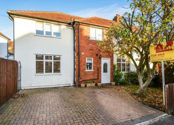 Thumbnail 4 bed semi-detached house for sale in Burnham, Buckinghamshire