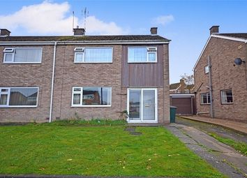 Thumbnail 4 bed semi-detached house for sale in Dillotford Avenue, Styvechale, Coventry, West Midlands