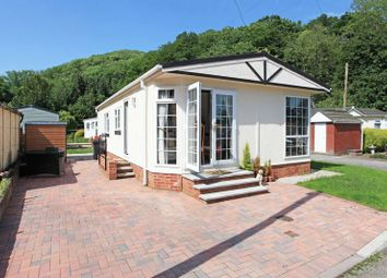 Thumbnail 2 bedroom detached house for sale in Pool View Caravan Park, Buildwas, Telford