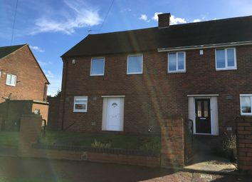 Thumbnail 2 bed semi-detached house to rent in Angerton Avenue, North Shields