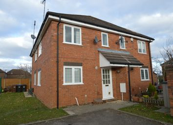 Thumbnail 2 bed end terrace house to rent in Stirling Way, Welwyn Garden City