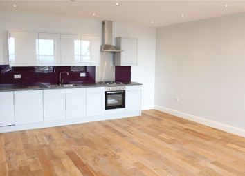 Thumbnail 3 bed flat to rent in Stephenson House, The Grove, Gravesend, Kent