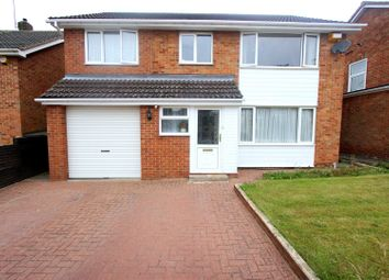 Thumbnail 4 bed detached house for sale in Barnes Road, Darlington