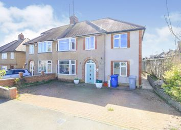 Thumbnail 5 bed semi-detached house for sale in Pebbleford Road, Kettering