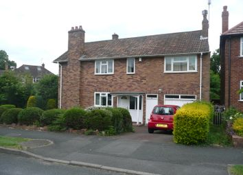 Thumbnail 4 bed detached house to rent in Coppice Road, Wolverhampton