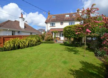 Thumbnail 5 bedroom detached house for sale in Lympstone, Exmouth, Devon