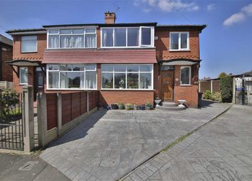 Thumbnail 3 bedroom semi-detached house for sale in Sheringham Drive, Swinton, Manchester
