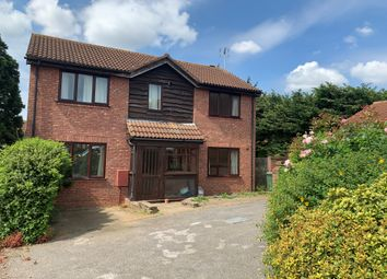 Thumbnail 4 bed detached house to rent in The Fleet, Springfield, Milton Keynes