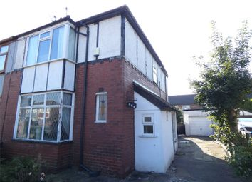 Thumbnail 3 bed semi-detached house for sale in Springfield Road, Kearsley, Bolton, Greater Manchester