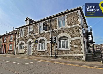 Thumbnail 2 bed flat for sale in Mountain View Apartments, Llantrisant Road, Pontypridd, Rhondda Cynon Taff