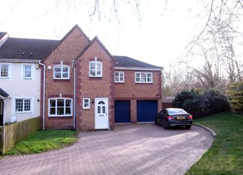 Thumbnail 4 bed end terrace house for sale in Thomas Close, Ledbury