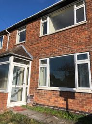 Thumbnail 4 bed terraced house for sale in Aikman Avenue, Leicester, Leicestershire