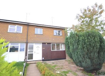 Thumbnail 3 bed end terrace house for sale in Eldart Close, Tilehurst, Reading
