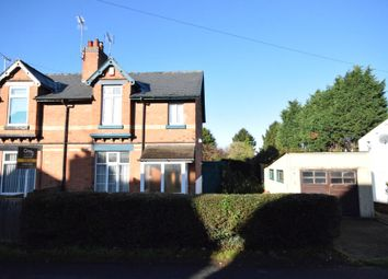 Thumbnail 2 bed semi-detached house for sale in Field Lane, Alvaston, Derby