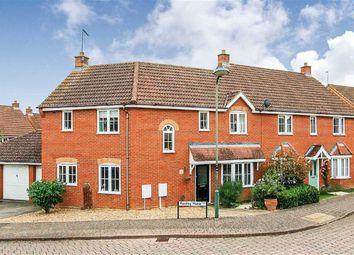 Thumbnail 4 bed semi-detached house for sale in Eardley Place, Grange Farm, Milton Keynes, Bucks