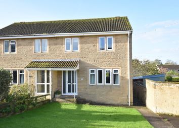 Thumbnail 3 bed semi-detached house for sale in Mullins Way, Castle Cary, Somerset