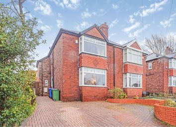 3 bed semi-detached house for sale in Ashton Street, Woodley, Stockport SK6