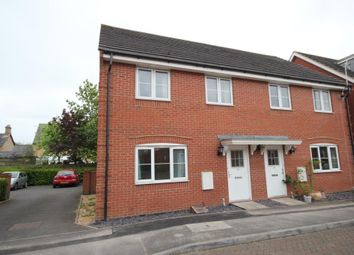 Thumbnail 3 bed semi-detached house for sale in Gateway Gardens, Ely