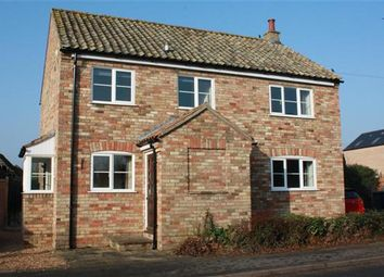 Thumbnail 3 bedroom detached house to rent in High Street, Bluntisham, Huntingdon