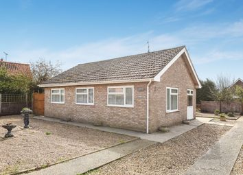 Thumbnail 3 bed detached bungalow for sale in Mill Road, Wells-Next-The-Sea