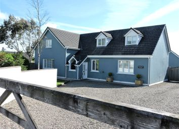 Thumbnail 4 bed detached house for sale in Ellastone House, Maenclochog, Clynderwen, Pembrokeshire
