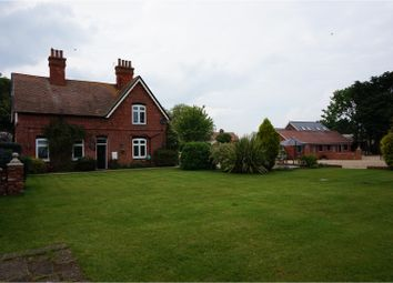 Thumbnail 4 bedroom detached house for sale in Langton Road, Spilsby