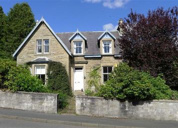 Thumbnail 4 bed detached house for sale in West Stewart Place, Hawick, Hawick