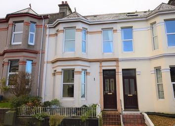 Thumbnail 2 bedroom terraced house for sale in Westbourne Road, Peverell, Plymouth