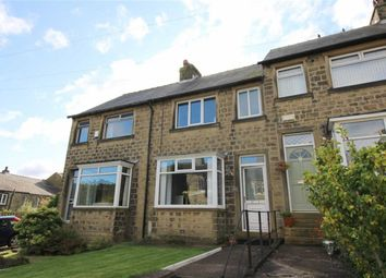 Thumbnail 2 bed terraced house for sale in Parkwood Road, Longwood, Huddersfield