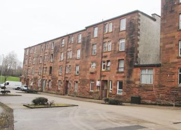 Thumbnail 1 bed flat for sale in 1, Bruce Street, Flat 1-2, Port Glasgow PA145Np