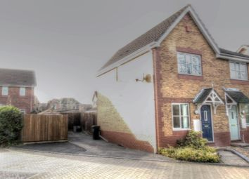Thumbnail 2 bed semi-detached house for sale in Coopers Drive, Yate, Bristol