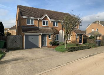 4 bed semi-detached house for sale in Crowfoot Way, Broughton Astley, Leicester LE9