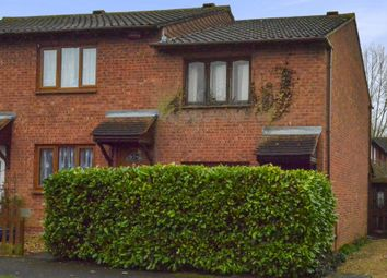 Thumbnail 2 bedroom end terrace house for sale in Challacombe, Furzton, Milton Keynes