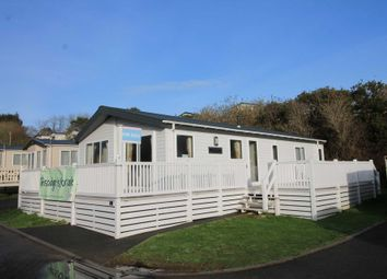 Thumbnail 3 bed lodge for sale in St. Martin, Looe