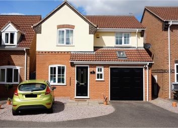 Thumbnail 3 bed detached house for sale in Horse Fayre Fields, Spalding