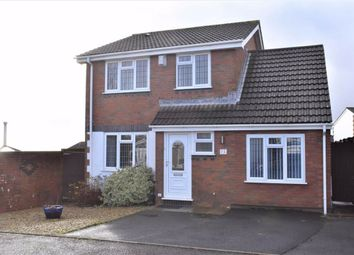 Thumbnail 3 bed detached house for sale in Cefn Helyg, Sketty, Swansea