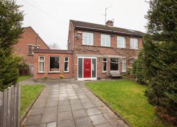 Thumbnail 4 bedroom semi-detached house for sale in 26, Hillside Park, Belfast