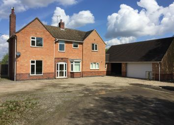 Thumbnail 4 bed detached house to rent in Hinckley Rd, Leicester