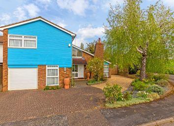 Thumbnail 5 bedroom detached house for sale in Arundel Close, Aston, Stevenage