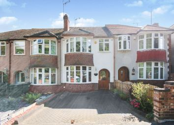 Thumbnail 3 bed terraced house for sale in Abbey Road, Coventry
