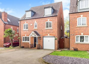 Thumbnail 6 bed detached house for sale in Foxwood Drive, Binley Woods, Coventry